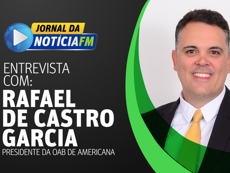 Entrevista com Dr. Rafael Garcia