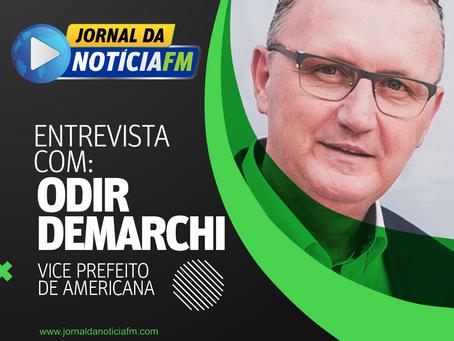 Entrevista com Odir Demarchi
