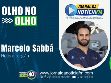 Olho no Olho com Marcelo Sabbá