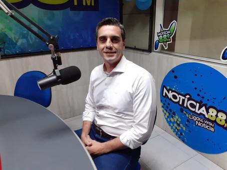 Rafael Piovezan, do PV, é eleito prefeito de Santa Bárbara d'Oeste