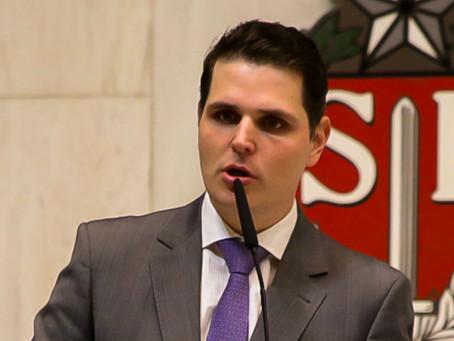 Cauê Macris articula para ser vice de Rodrigo Garcia em campanha para governo de SP em 2022