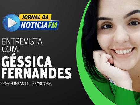 Entrevista com Géssica Fernandes
