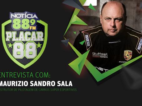 Entrevista com Maurizio Sandro Sala