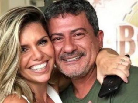 Ex de Tom Veiga nega agressão e envenenamento: 'Absurdo'