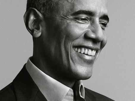 Livro de memórias de Barack Obama vende mais de 887 mil cópias em lançamento