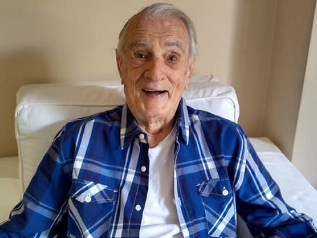 Orlando Drummond, 'Seu Peru' da 'Escolinha do Professor Raimundo', morre aos 101 anos