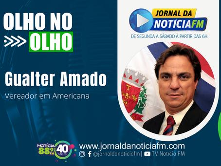Entrevista com Gualter Amado