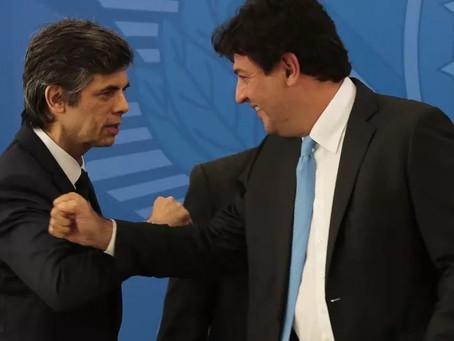 Ex-ministros Mandetta e Teich abrem nesta terça agenda de depoimentos da CPI da Covid