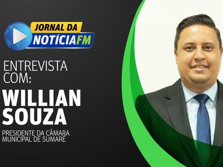 Entrevista com Willian Souza