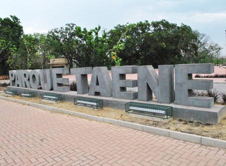 Parque Taene abrirá ao público a partir do dia 31
