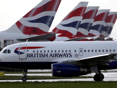 Brasil proíbe voos do Reino Unido e restringe entrada por fronteiras terrestres