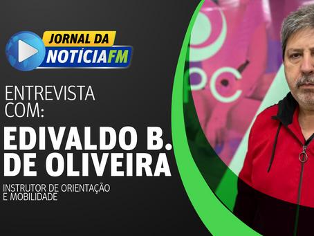 Entrevista com Edivaldo Bueno de Oliveira