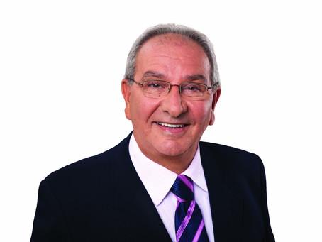 Jorge Felippe, presidente da Câmara do Rio de Janeiro, assumirá prefeitura após prisão de Crivella