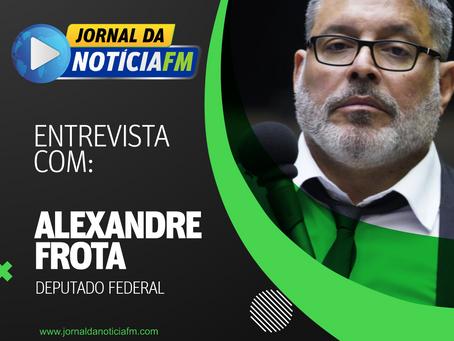 Entrevista com Alexandre Frota