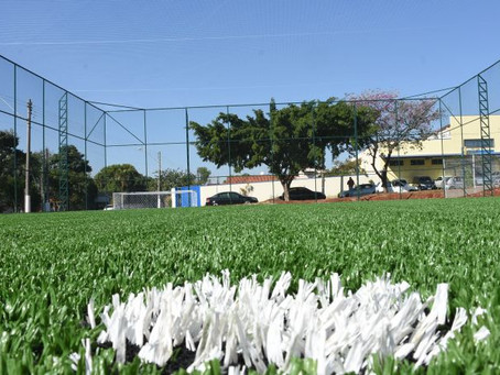 Prefeitura construirá mais um campo público de futebol society em Hortolândia