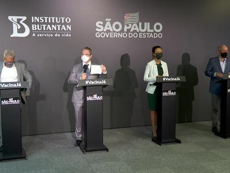 Governo de SP endurece quarentena durante festas de final de ano para conter avanço da Covid-19