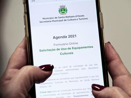 """Prefeitura de S. Bárbara lança """"Agenda Cultura"""" para uso de espaços culturais"""