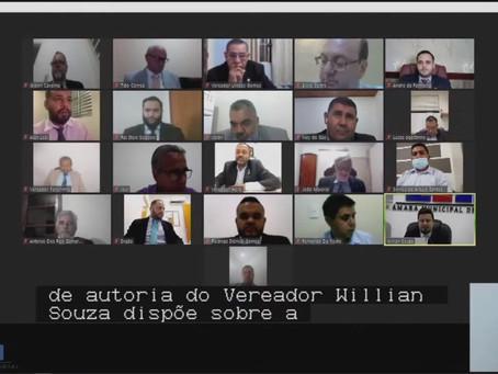 Vereadores de Sumaré votam três PLs na sessão desta terça