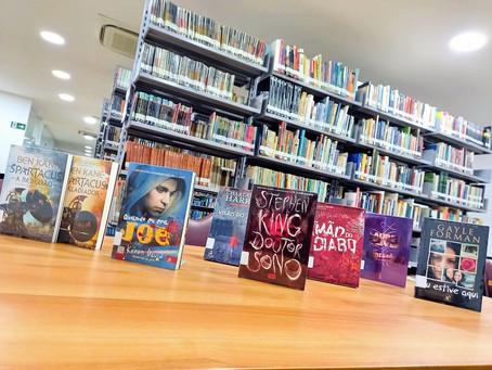 Biblioteca Municipal retoma atendimento presencial, nesta segunda-feira (26/07), com 160 novas obras