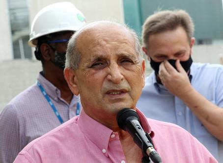 Omar Najar se diz contrário a concessão do DAE