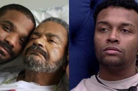 'Nego Di é maligno', diz Arlindinho Cruz sobre piada do brother em cima da recuperação do seu pai