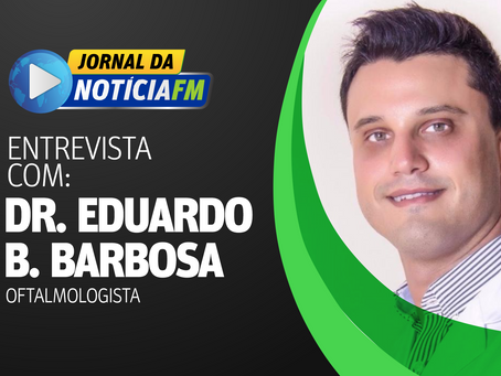 Entrevista com Dr. Eduardo Buzolin Barbosa