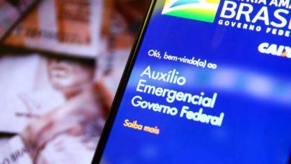 Auxílio Emergencial: Caixa paga nova parcela a 5,1 milhões nesta quarta