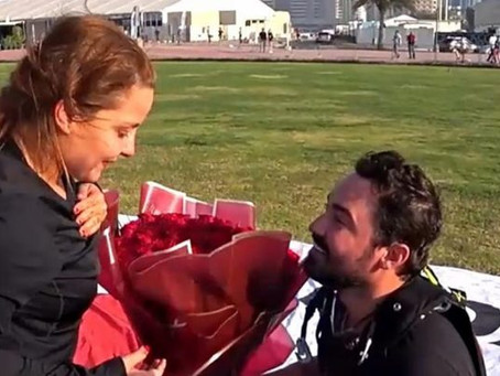 Fernando Zor surpreende Maiara com pedido de casamento