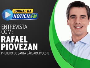 Entrevista com Rafael Piovezan