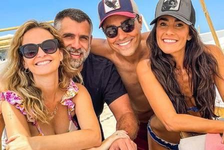 Depois dos gagliasso, Fernanda Rodrigues e marido se mudam para Portugal