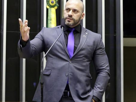 Por unanimidade, STF mantém prisão por crime inafiançável do deputado Daniel Silveira