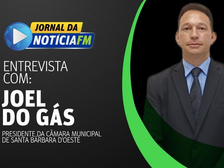 Entrevista com Joel do Gás