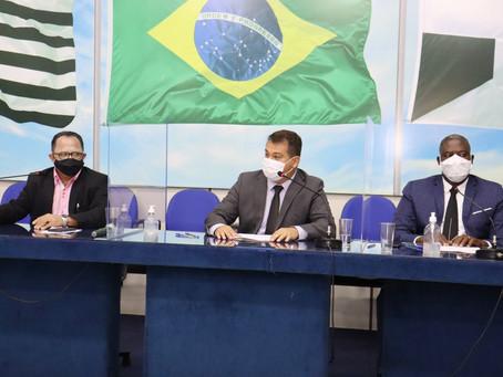 Vereador Pelé é eleito o presidente da Câmara de Nova Odessa