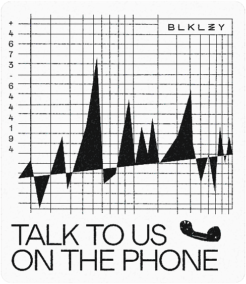 Illustration med meddelandet Ring oss