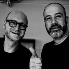Karl Fredrik och Johan Mogren
