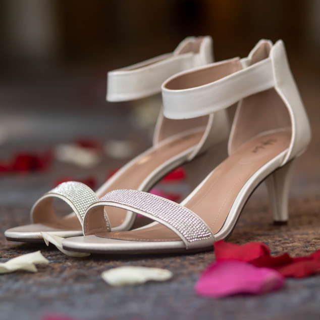 Her Wedding Shoes