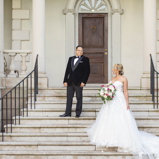 LGBTQ Brides at Great Marsh Estates
