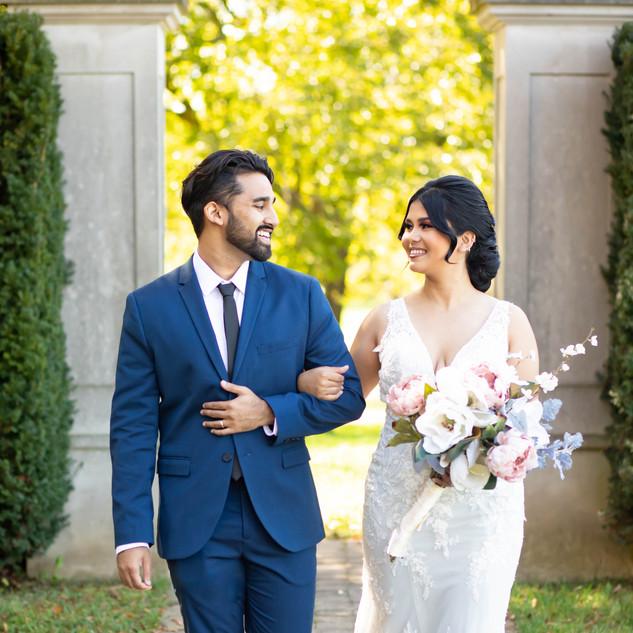 Styled Wedding Shoot at Great Marsh Estates