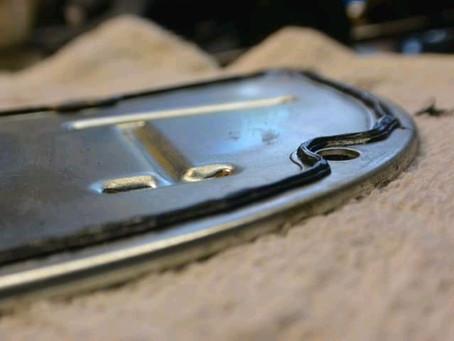 Subaru EJ253/255/257 Rear  Main Seal Replace During Head Gasket Repair.
