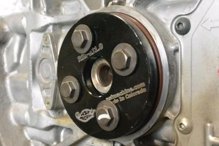 Subaru Rear Main Seal Repair Souix Falls South Dakota