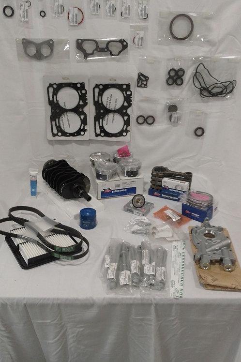 2006 - 2012 Subaru 2.5 SOHC Rebuild Kit (Recon)