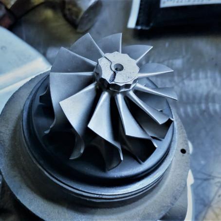 Subaru TD04 RHF55   VF43   VF 48   VF52 Turbocharger Failure