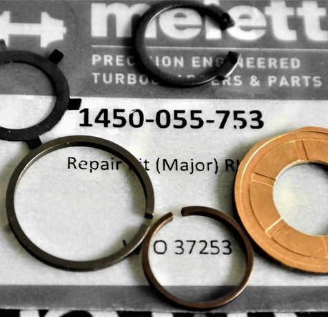 Subaru Turbocharger Piston Rings and Thrust Washers