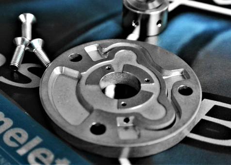 Subaru Turbocharger Thrust Plate