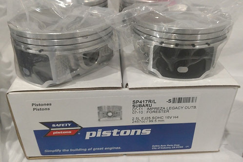 2007 - 2011 Pistons SOHC STD or 0.50mm