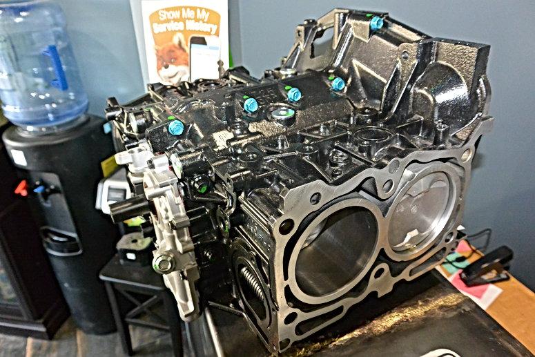 Subaru Engine Rebuild MN