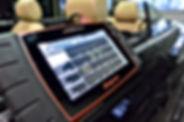Reprogram Vehicles ECM's to latest Software Updates.