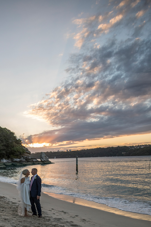 Sydney Harbour Sunset Nielsen Park