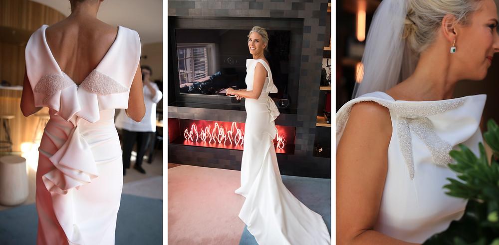 Toni Maticevski Bridal Gown, Birbecks Jewels