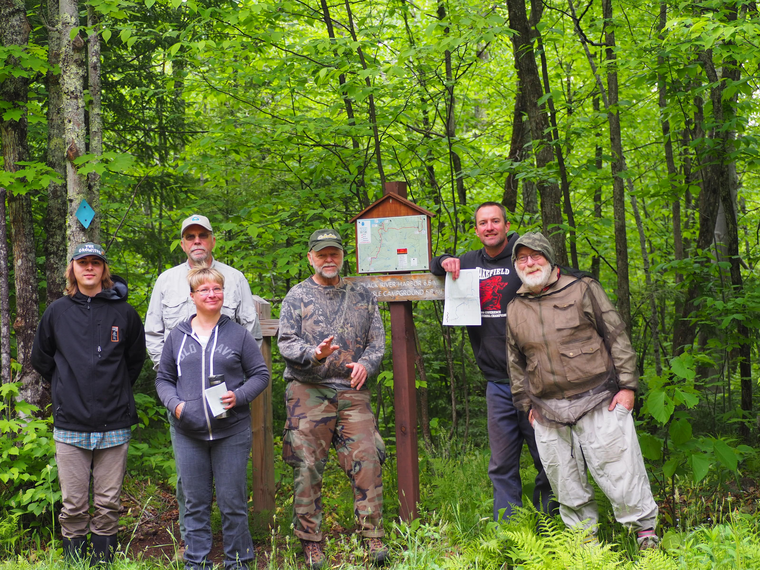 North Country Trail Reroute